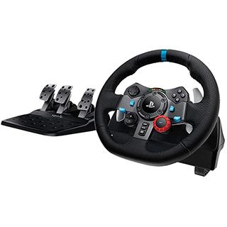 Volant de Course G29 de Logitech pour PlayStation/PC