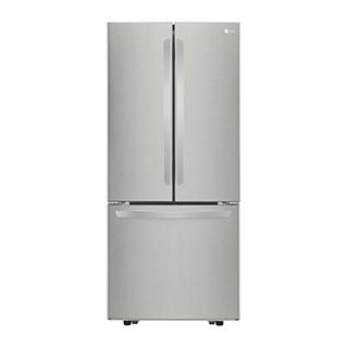 Réfrigérateur à double porte 25 pi3