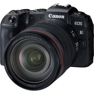 Caméra Reflex et objectif 24-105mm