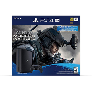 PlayStation 4 Pro 1To MW