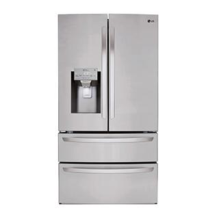 Réfrigérateur à double porte 27.8