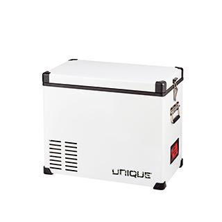 Congélateur portatif et compact à énergie solaire 110V/24V/12V pour chalet et camping