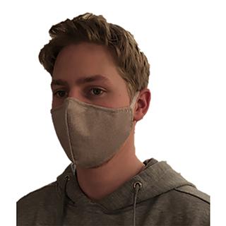 Moyen masque réutilisable