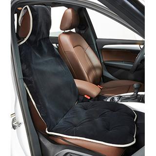 Couverture de siège d'auto avant