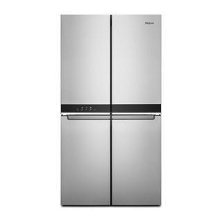 Réfrigérateur à quadruple porte de 19.4 pi. cu.