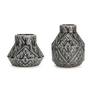 Vase ensemble de 2