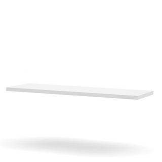 Pont pour bureau - Blanc