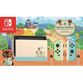 Console Switch édition spécial