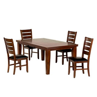 Ensemble de salle à manger design moderne minimal