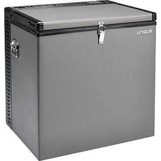 Congélateur au gaz propane et 110V/12V portatif et compact 2,2pi3 idéal pour chalet