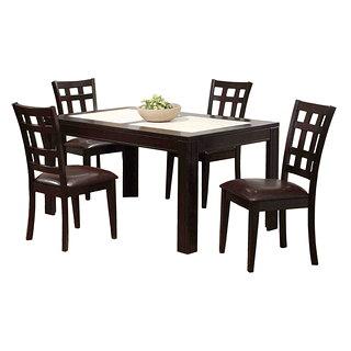 Ensemble de salle à manger style élégant et classique