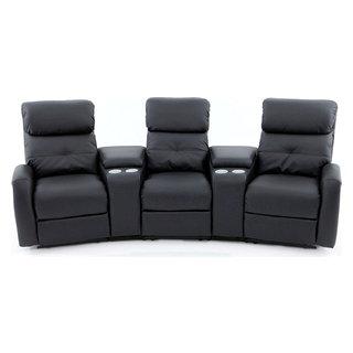 Sectionnel en cuir et similicuir meubles de salon tanguay for Meuble cuir palliser