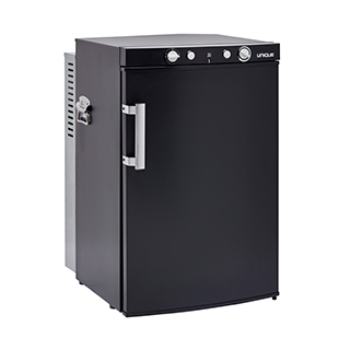 Réfrigérateur 3,4 pi3 au gaz propane et 110V/12V pour chalet ou camping