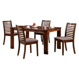 Ensemble de salle à manger style rustique contemporain