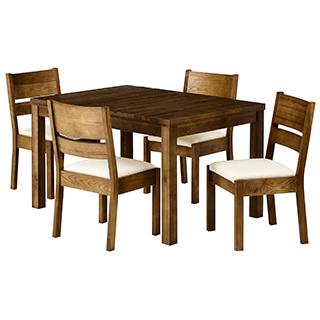 Table manger tanguay for Ensemble de salle a diner canadel