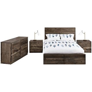 Mobilier de chambre à coucher Queen
