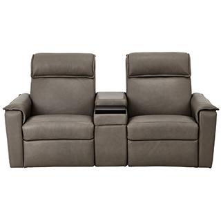 Sectionnel meubler le salon et relaxer tanguay for Meuble cuir palliser