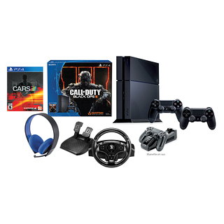 Ensemble PS4 500 GB Édition Call Of Duty Black Ops III