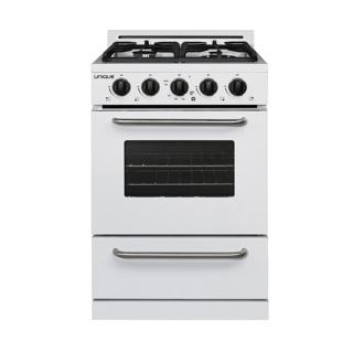 Cuisinière 24 po au gaz propane et gaz naturel