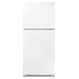 Réfrigérateur à congélateur en haut DC 24V 16.6 pi.cu.