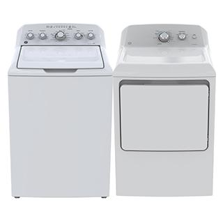 Duo laveuse et sécheuse