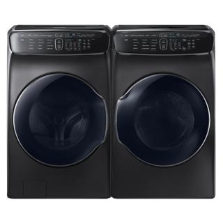 Duo laveuse et sécheuse à vapeur Technologie connectée