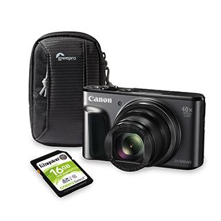 Appareil photo numérique de 20.3MP vidéo HD 1080p