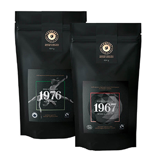 Combo café TOUCHÉ 454g 2 sacs