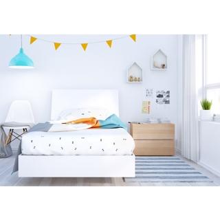 Chambre à coucher simple 3 pièces esker