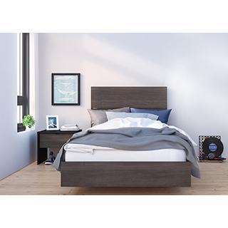 Chambre à coucher simple 3 pièces véloci-t