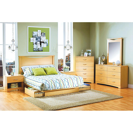 Commode double 6 titoirs South Shore