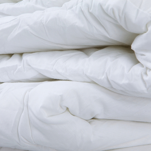 Édredon synthétique grand lit