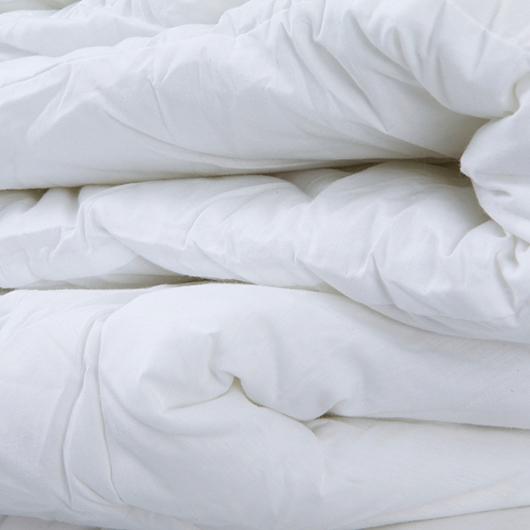 Édredon synthétique très grand lit