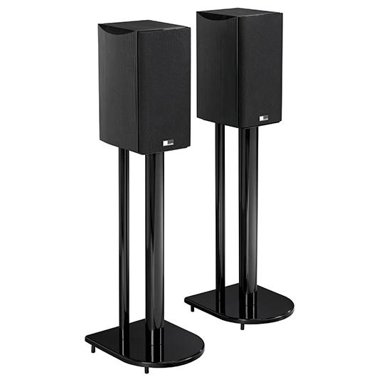 Ensemble de 2 supports de plancher pour haut-parleurs Everik