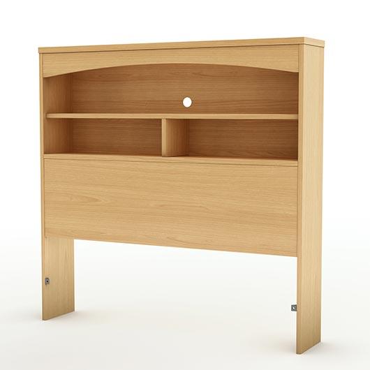 t te de lit biblioth que simple tanguay. Black Bedroom Furniture Sets. Home Design Ideas