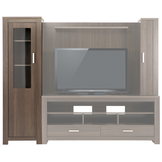Cabinet de rangement multim dia tanguay - Meuble rangement multimedia ...