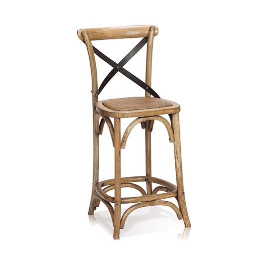 chaise de comptoir collection reva tanguay. Black Bedroom Furniture Sets. Home Design Ideas