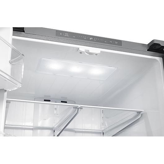 Réfrigérateur à double porte 21.6 pi.cu. Samsung