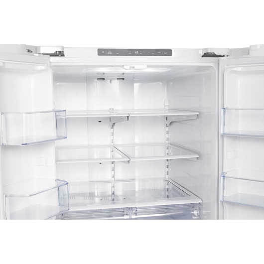 Réfrigérateur à double porte 21.6 Samsung