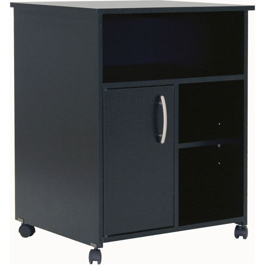 meuble de rangement sur roues pour imprimante tanguay. Black Bedroom Furniture Sets. Home Design Ideas