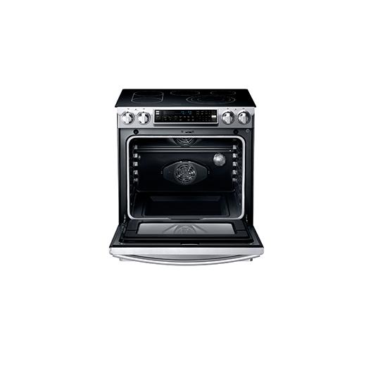 Cuisinière encastrable 30 po avec four à convection autonettoyant Samsung