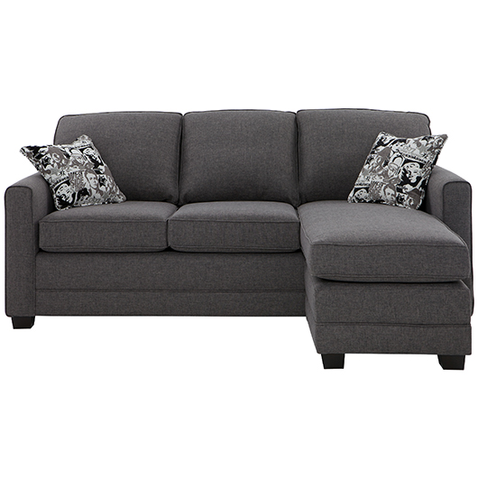 Sofa lit avec matelas matelas ressorts tanguay - Lit en hauteur avec canape ...