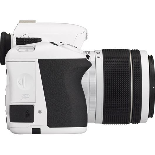 Boîtier SLR K-50 tropicalisé avec objectif 18-55mm 16,28MP Pentax