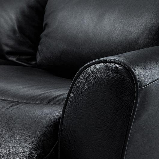 Fauteuil inclinable en cuir et similicuir La-Z-Boy