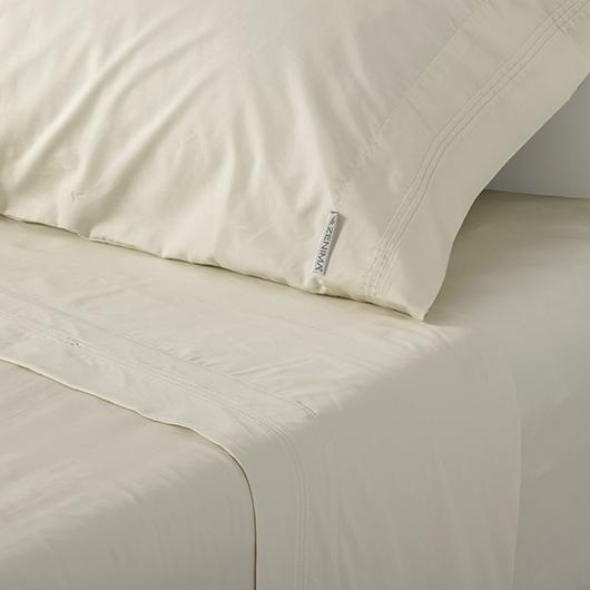 ensemble de draps bambou coton gyptien double tanguay. Black Bedroom Furniture Sets. Home Design Ideas
