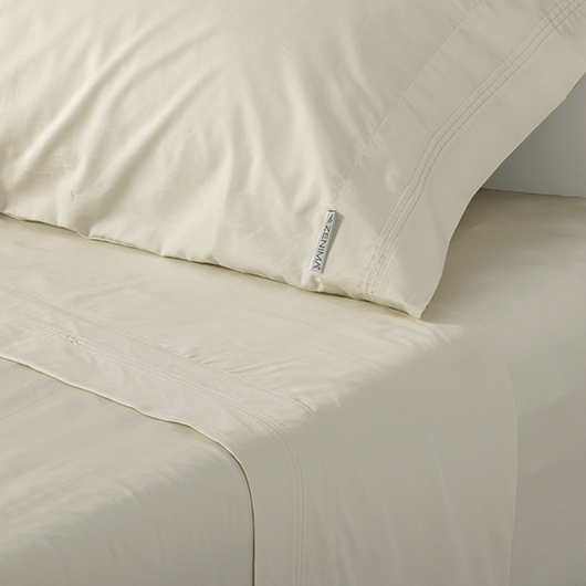 ensemble de draps bambou coton gyptien grand lit queen tanguay. Black Bedroom Furniture Sets. Home Design Ideas
