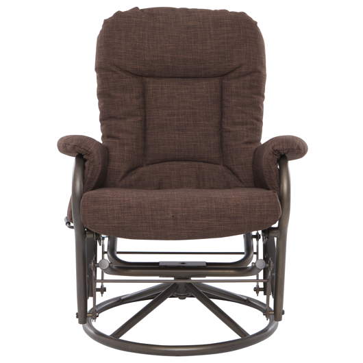 Ber ante pivotante et inclinable tanguay for Meuble chaise bercante