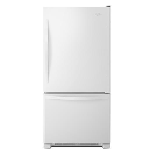 Réfrigérateur 18.7 congélateur en bas Whirlpool