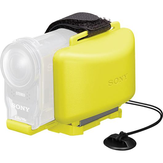 Flotteur pour caméscope Action Sony