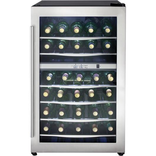 Refroidisseur à vin 2 zones 38 bouteilles Danby